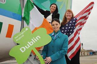 Aer Lingus move to JetBlue terminal, now have Wifi on board Atlantic flights - Major changes on New York-Dublin/Shannon routes for Irish carrier