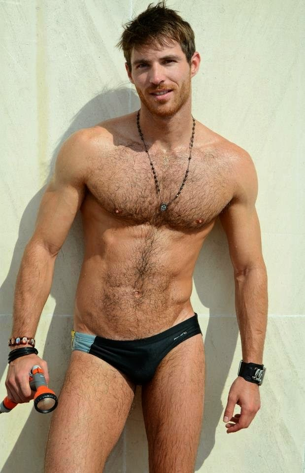 Hairy Chested Hunks
