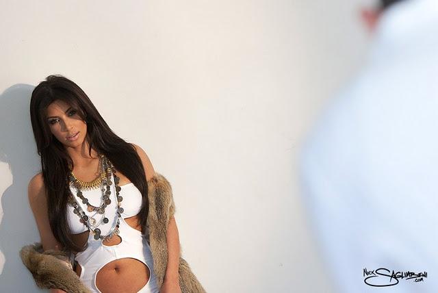 Kim Kardashian – sexy Photoshoot