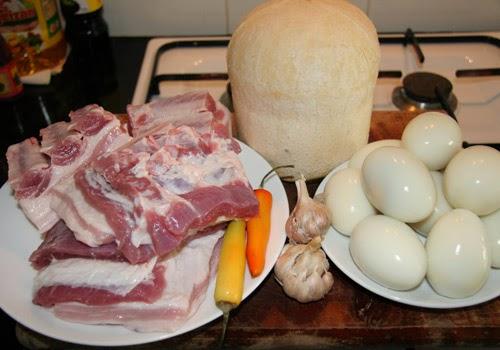 Cách làm thịt kho trứng nước dừa bằng nồi áp suất nhanh nhất 1