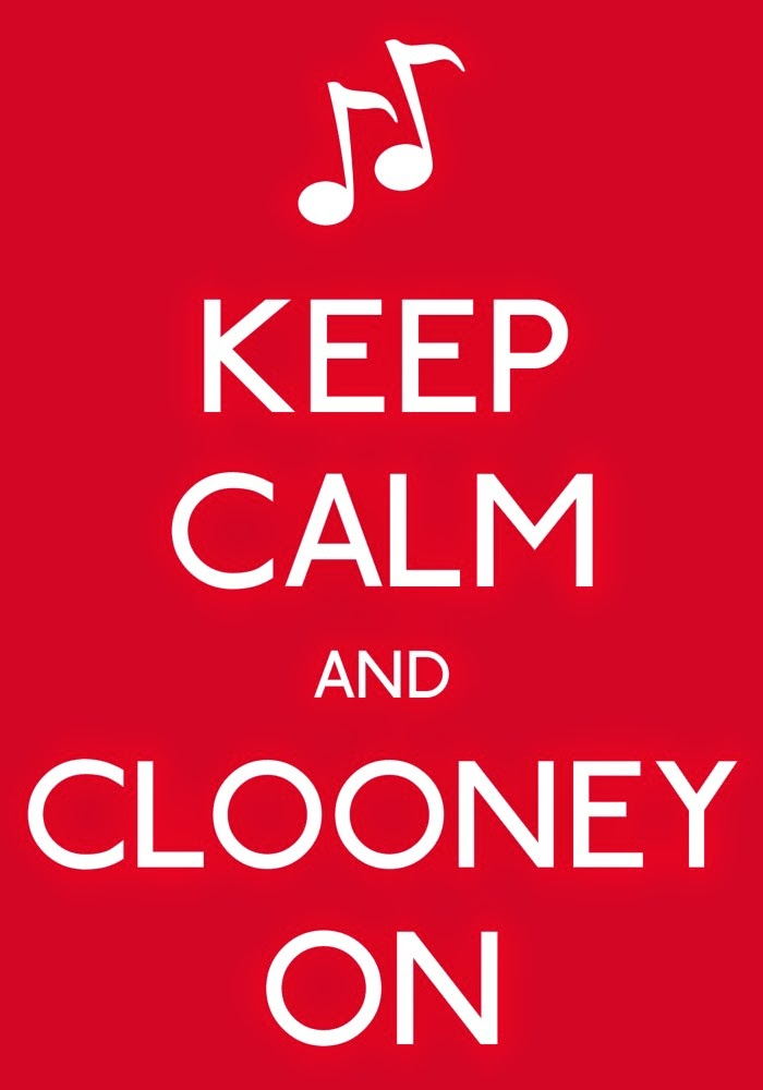 CLOONEY ON