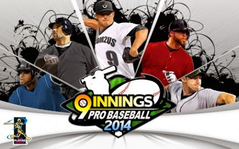 9 Innings: 2014 Pro Baseball APK+DATA (Unlimited P-Points)