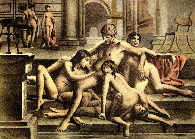 Историческая порнографию