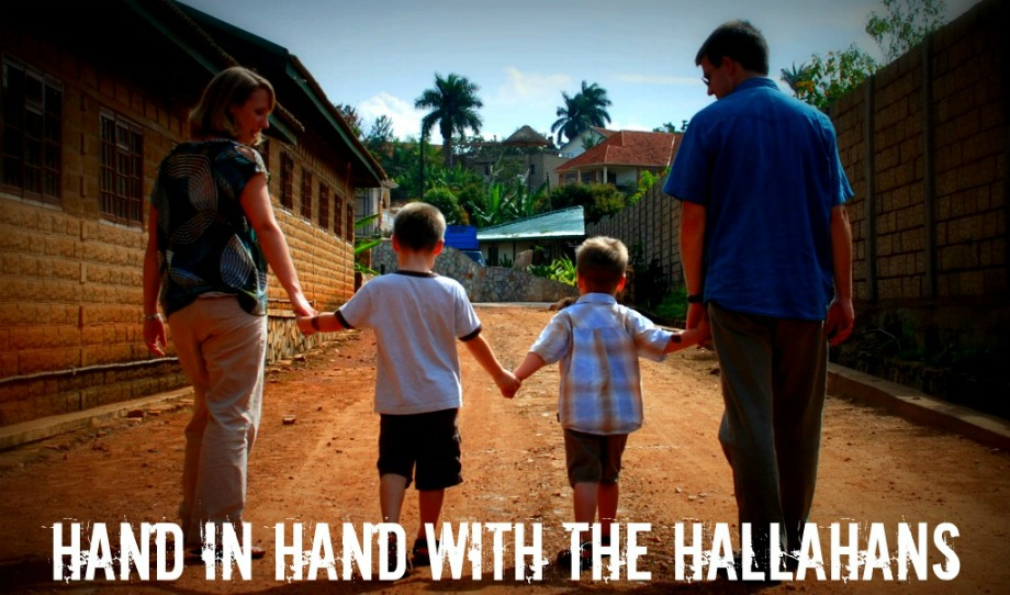 Hand in Hand with the Hallahans