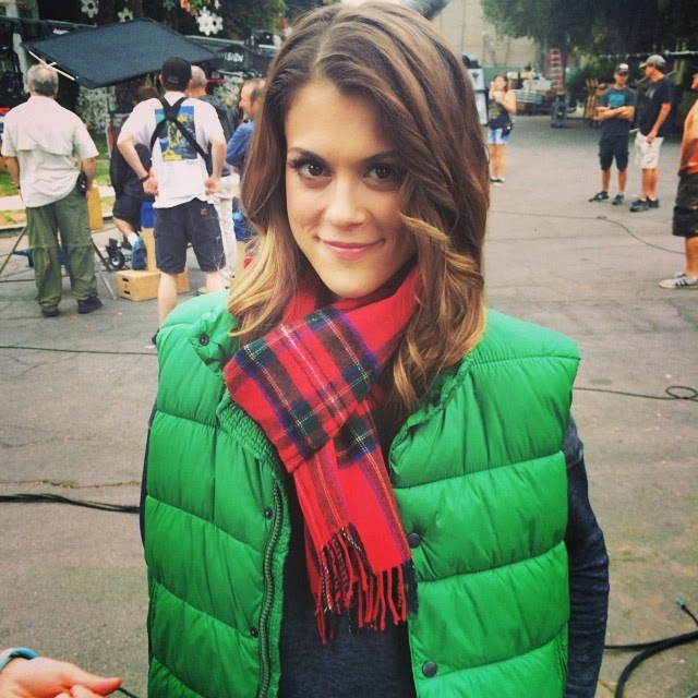 Lindsey Shaw as Paige McCullers on PLL
