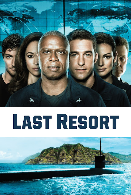 Last Resort TV Series Characters Poster HD Wallpaper