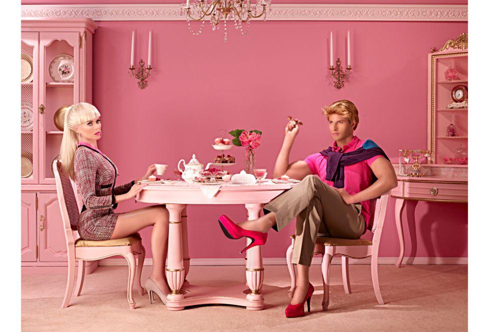 "Barbie, soy gay""   E.T. Gafapasta:"