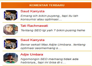 Top Comment effect berputar valid html 5