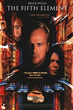 Nhân Tố Thứ 5 - The Fifth Element (1997) Poster