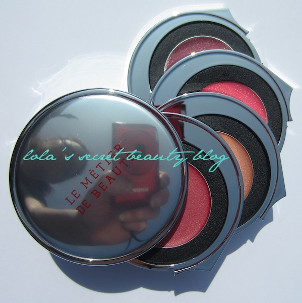 lola's secret beauty blog: Le Métier de Beauté Bauhaus Lip Kaleidoscope- Review & Swatches