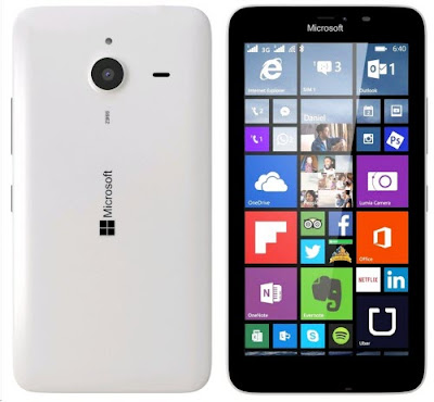 Microsoft Lumia 640 LTE Dual SIM complete specs and features