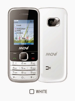 Esia White - New Movi C11