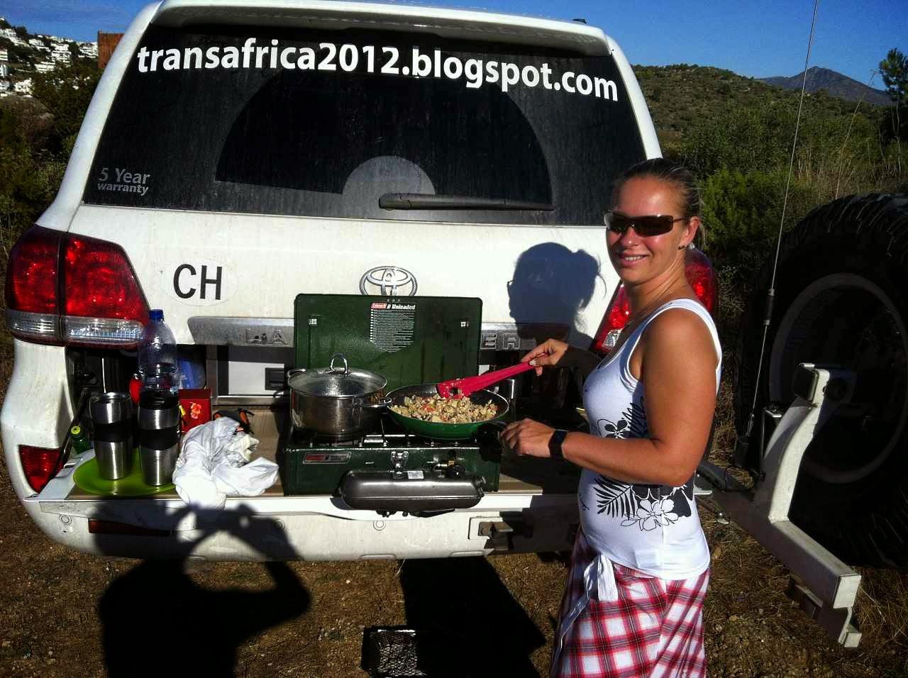 Outdoor Küche Gerichte : Tripping outdoor küche so kochen wir unterwegs