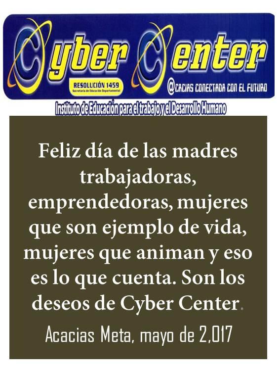 Cyber Center...