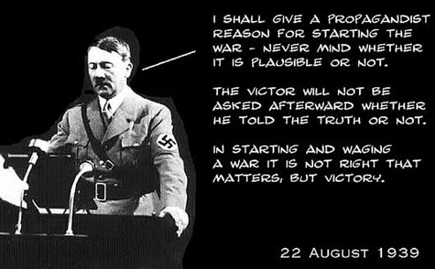 Adolf Hitler Quotes About Jews
