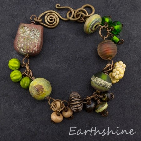 http://earthshine.indiemade.com/product/antique-copper-lampwork-and-czech-glass-owl-bracelet?tid=3