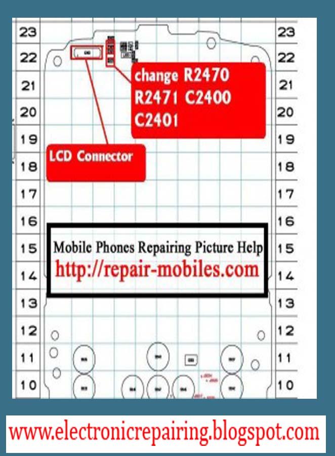 C3 00 Display Problem