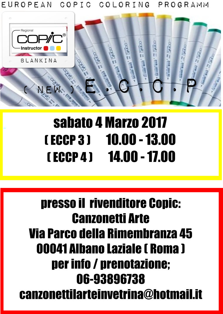CORSO COPIC NEW ECCP 3 E 4