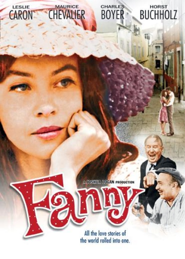 There is also the problem of Fanny Leslie Caron the girl he loves