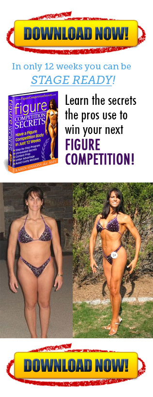 Figure Competition Secrets: An Insider's Guide