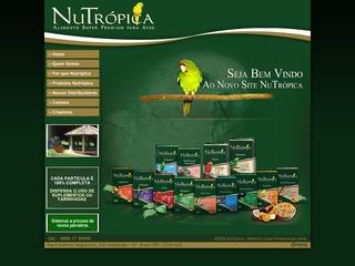NuTropica - Alimento Premium