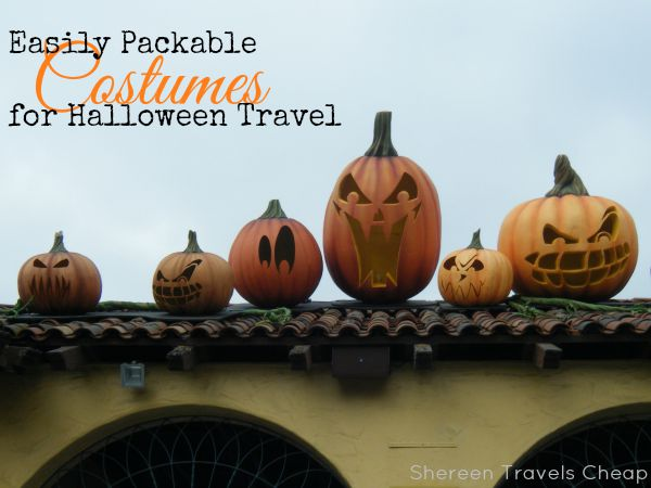 travel halloween costumes