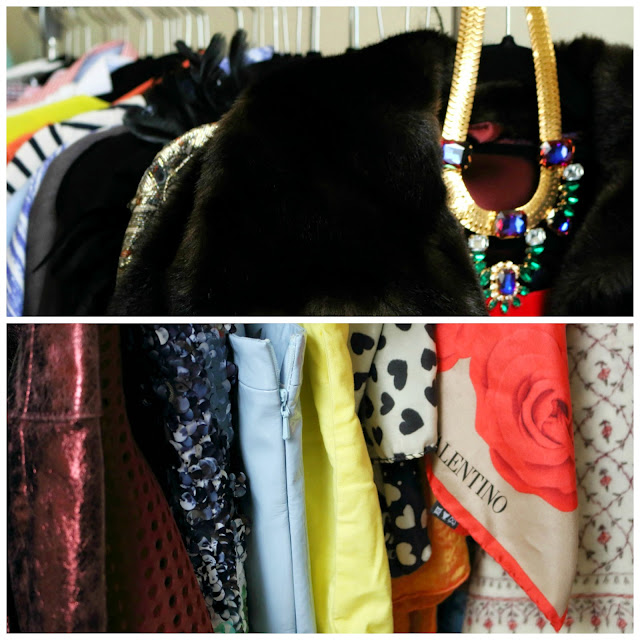 Inside Fashion Blogger Wardrobe 3