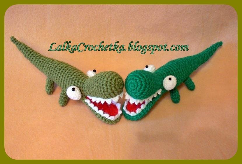 http://lalkacrochetka.blogspot.com/2014/11/krokodyle-crocodiles.html