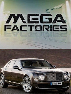 Download Mega Fábricas – Bentley Mulsanne   DVDRip   Dublado