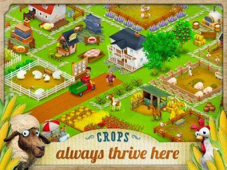 Download Hay Day PC free