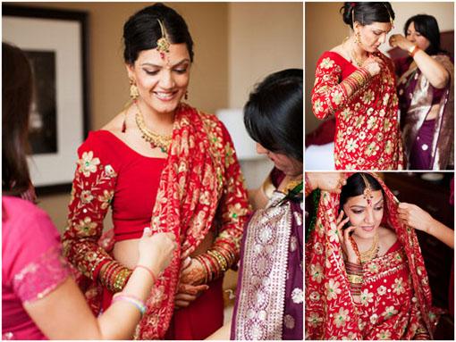 via indian wedding site photo