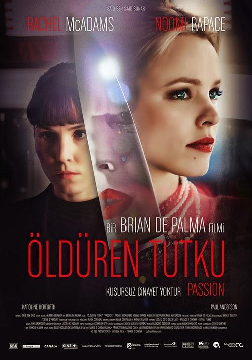 Öldüren Tutku - Passion 2012 Türkçe Dublaj Film İndir