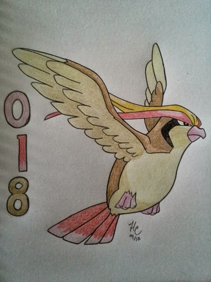 Pidgeot, dodtrio, or Fearow? : pokemon - reddit