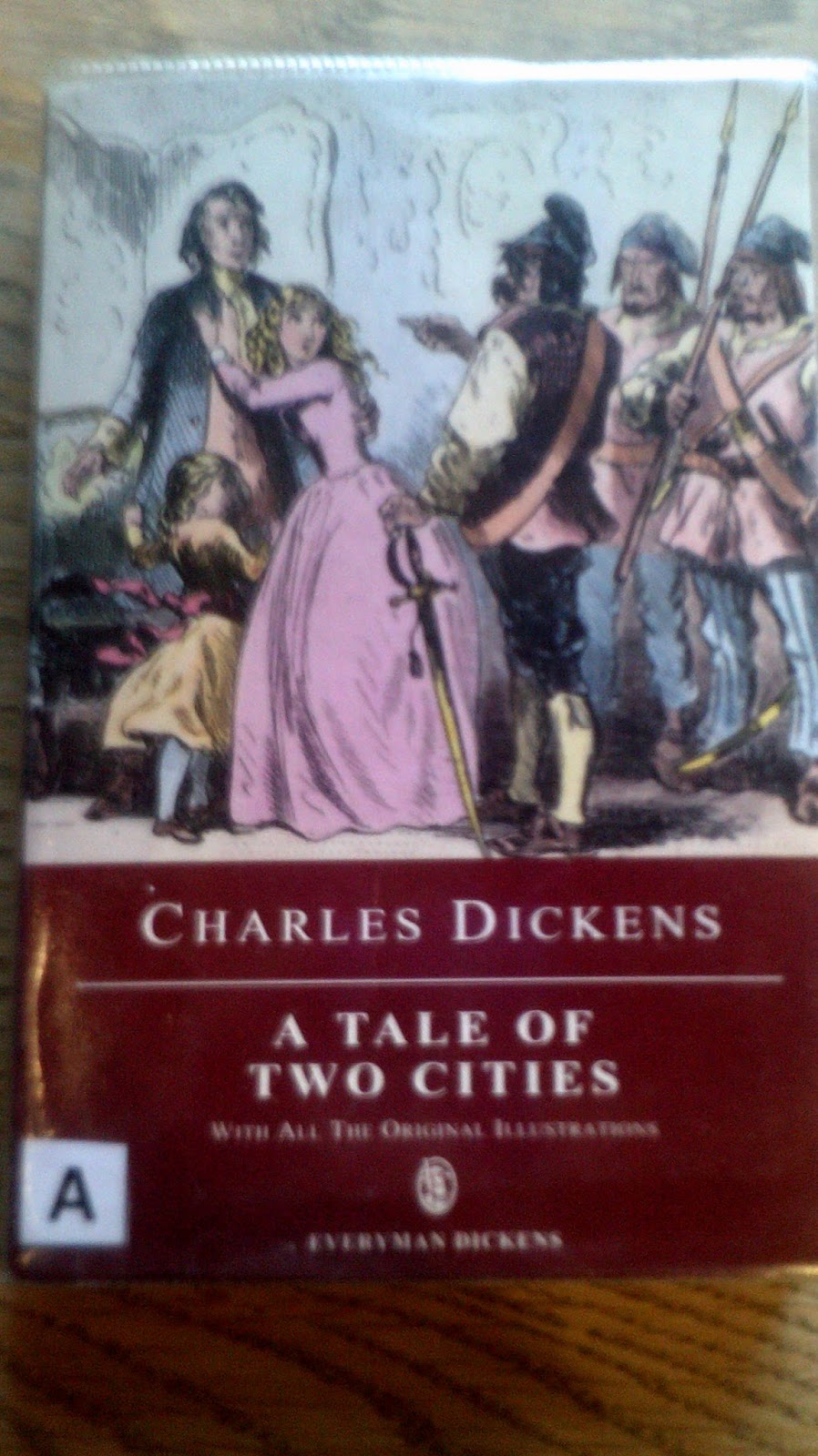 "a dissertation on charles dickens a tale of two cities ""a tale of two cities will never be more alive and satisfying than it is on stage at a noise within"" want to see more of charles dickens come to life on stage."