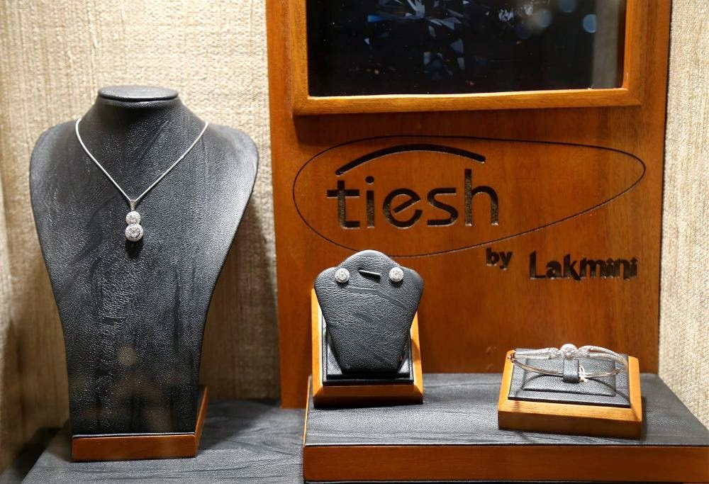 Tiesh Diamond Collection