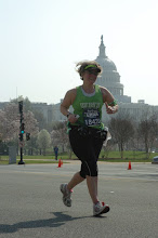 Running in DC 3/17/2012 Marathon#2