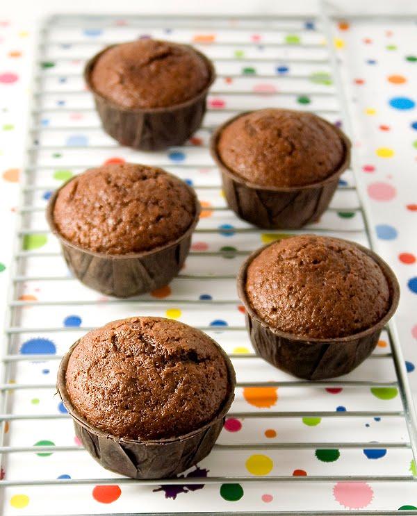 os presento mi receta de cupcakes veganos