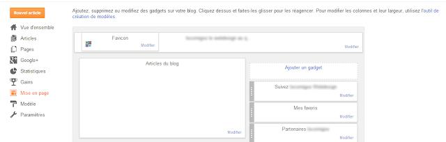 """Conseil Iscomigoo #3: Cliquez sur """"Personnaliser"""" et modifiez vos gadgets"""
