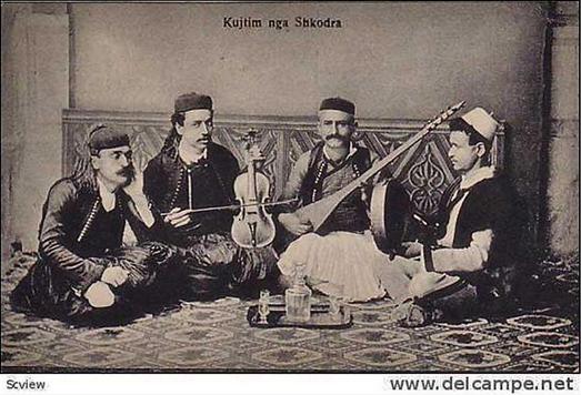 Σκόντρα-Shkodër(Gegëria)