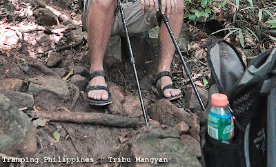 Tramping Philippines Gear Review Tribu Mangyan Sandals