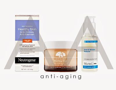 anti aging cream neutrogena murad origins