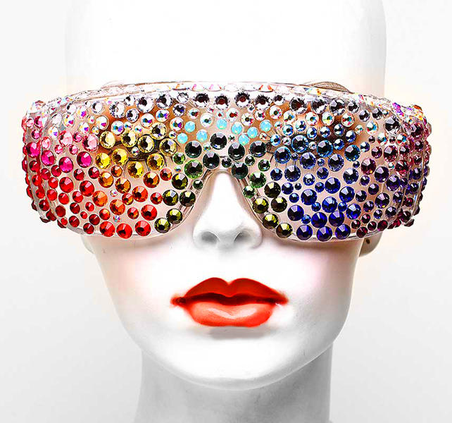 How James Gan Sees Fashion The Most Outrageous Shades