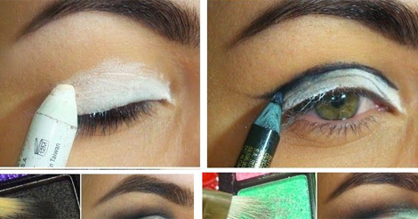 Cute Makeup Ideas Step By Step. Cute Eye Makeup Ideas Step By Step ...