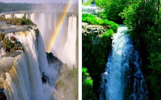 Waterfall Live Wallpaper - Aplikasi wallpaper bergerak di android