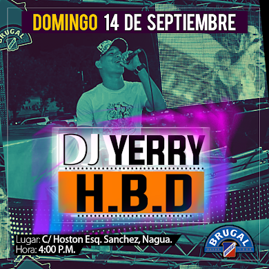DJ YERRY H. B. D