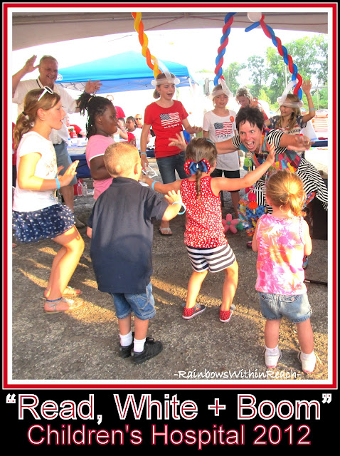 photo of: Debbie Clement Dances with Children