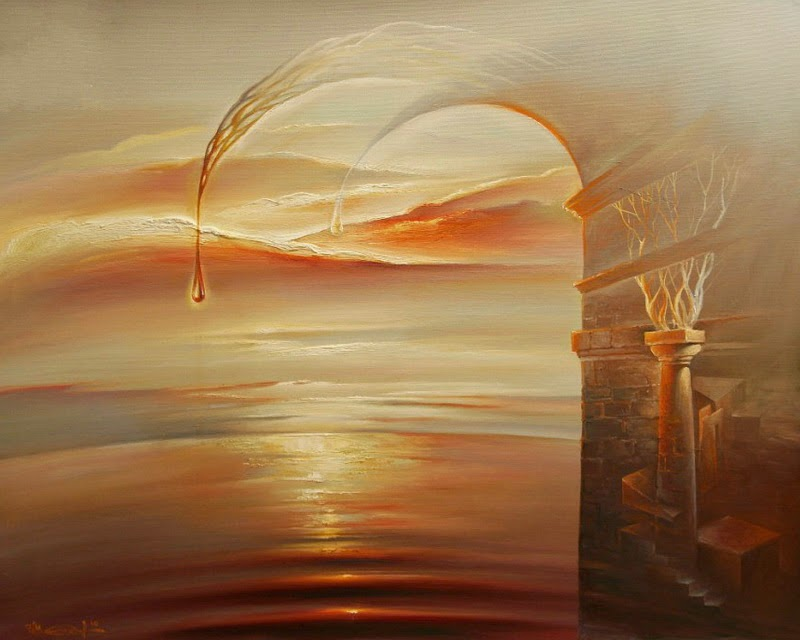 03-Georgi-Matevosyan-Георгий-Матевосян-Soothing Art-in-Surreal-and-Ethereal-Paintings-www-designstack-co