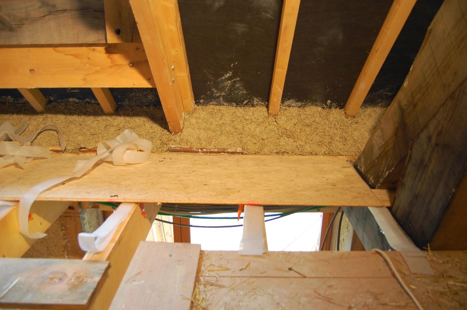 2013 une ann e entre paillenth se plancher et isolation for Isolation plancher bois etage