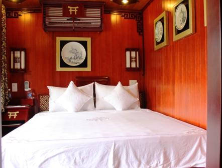 Double Cabin - Dragon Pearl Cruise