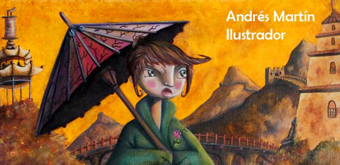 Andrés Martín Ilustrador